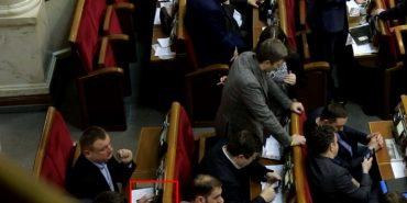 Прикарпатський депутат кнопкодавив за вибори в Сєвєродонецьку. ВІДЕО