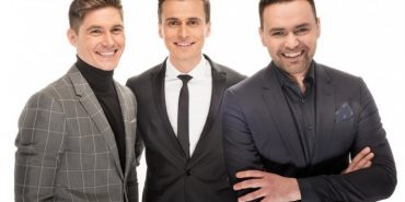 Євробачення-2017: вперше в історії конкурс вестимуть троє чоловіків