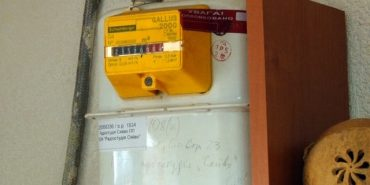 Газовики проводять у Коломиї демонтаж лічильників. ВІДЕО
