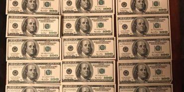 ГПУ затримала директора департаменту НБУ на хабарі у 25 тисяч доларів. ФОТО