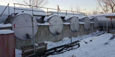 На Прикарпатті знайшли 310 тисяч літрів незаконного пального