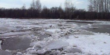 На Прикарпатті попереджають про льодохід і підйом води в річках