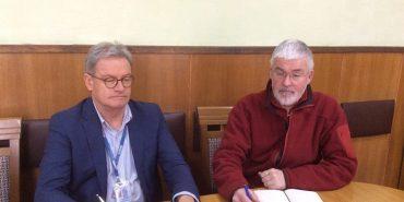 До Коломиї завітали представники ОБСЄ