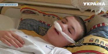 """На Прикарпатті колишній """"беркутівець"""" зламав школяреві ніс. ВІДЕО"""