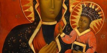Чудотворна ікона Матері Божої Ласкавої врятувала прикарпатку від раку