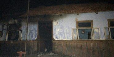 На Коломийщині вогонь забрав життя 42-річного чоловіка. ФОТО