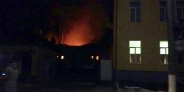 У 10 гірсько-штурмовій бригаді запевняють, що вибухів під час пожежі у військовій частині не було