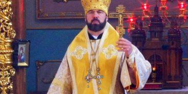 Патріарх Філарет нагородив Юліана Гаталу Орденом Святителя Миколая Мирлікійського на честь 5-річчя єпископського служіння. ВІДЕО