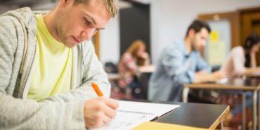 41% випускників зареєстровано на пробне ЗНО