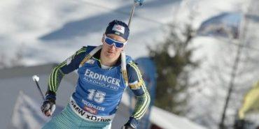 Представник збірної України Сергій Семенов фінішував п'ятим у спринтерській гонці