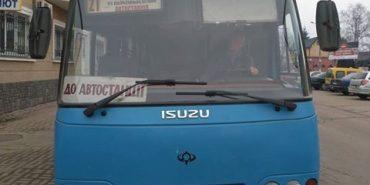 У Коломиї влада розриватиме угоду на один з маршрутних рейсів