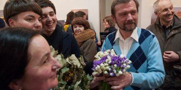 Ярема Проців представив коломиянам 55 фотопейзажів з нагоди свого 55-річчя. ФОТО
