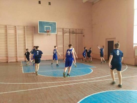 У Коломиї пройшов четвертий тур обласного дитячого чемпіонату з баскетболу
