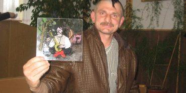 У госпіталі ветеранів війни у Коломиї відбувся майстер-клас з розпису на склі. ФОТО