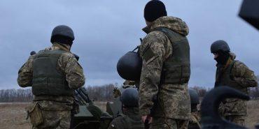 Доба в АТО: один військовий загинув, двоє поранено