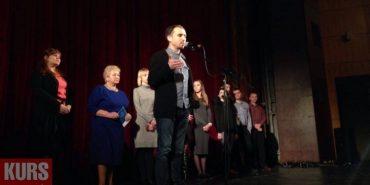 Журналісти Івано-Франківська вийшли на сцену, щоб допомогти колезі, хворій на рак