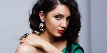 Євробачення-2017: Ольга Цибульська долучилася до чоловічого тріо ведучих. ФОТО