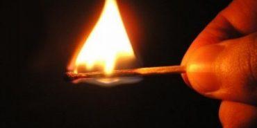 На Коломийщині жінка намагалася спалити себе