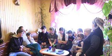 На Верховинщині сім'я виховує шістьох прийомних дітей. ВІДЕО