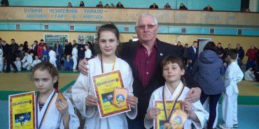 Коломийські дзюдоїсти здобули призові місця на Всеукраїнському турнірі. ФОТО