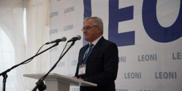 """""""80% працівників заводу """"Леоні"""" у Коломиї становитимуть жінки"""", – І. Слюзар"""