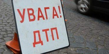 На Прикарпатті водій вчинив ДТП і з місця події втік