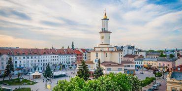 Івано-Франківськ втретє потрапив до п'ятірки найкращих міст Європи за версією ПАРЄ