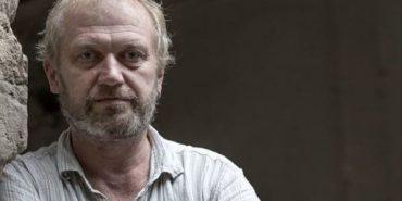 Відомий письменник з Прикарпаття знявся у фільмі про Галичину 40-х років. ФОТО