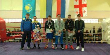 Ярослав Михалушко з Коломиї став чемпіоном міжнародного турніру з боксу