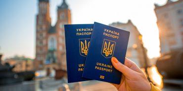 З'явилась безвізова карта світу для українців. ІНФОГРАФІКА
