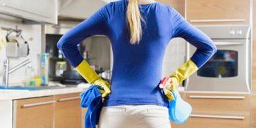 Прибирання в домі: що і коли робити. ІНФОГРАФІКА