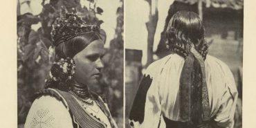 Як виглядали мешканці Карпат у 1920-х роках. ФОТО