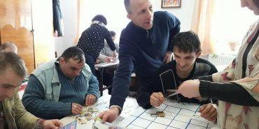 Карітас Коломийсько-Чернівецької єпархії УГКЦ відвідав будинок-інтернат у Снятині. ФОТО
