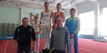 Гімнасти з Коломиї здобули дві золоті і дві срібні медалі на чемпіонаті області. ФОТО