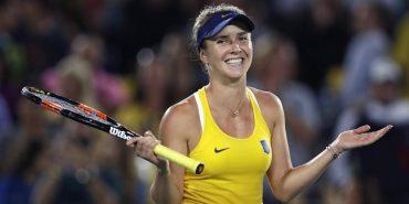 Еліну Світоліну назвали кращою тенісисткою світу