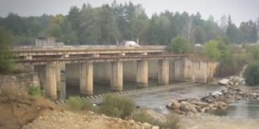 55 прикарпатських мостів необхідно негайно ремонтувати