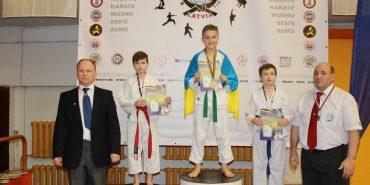 11-річний Назар Никифорук з Коломиї став чемпіоном Європи з карате
