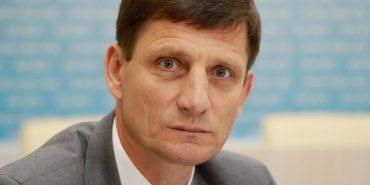 Сич скликає позачергову сесію обласної ради на підтримку учасників блокади ОРДЛО