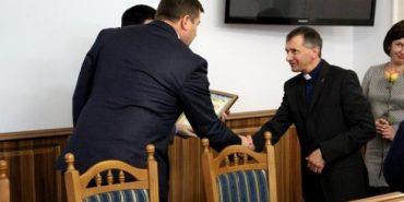 На Прикарпатті відзначили переможців премії імені Патріарха Романюка та Митрополита Шептицького. ФОТО