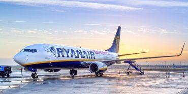 Лоукост Ryanair зменшує кількість багажу, яку можна взяти з собою на борт безкоштовно