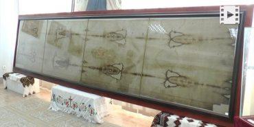 На Прикарпатті відкрили унікальну виставку плащаниць. ВІДЕО