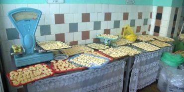 Вареники на передову: волонтери повезли з Коломиї на Схід  домашню їжу, яку для військових готували учні та вчителі ліцею. ВІДЕО