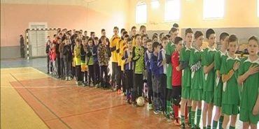 У Коломиї пройшли обласні змагання з футзалу. ВІДЕО