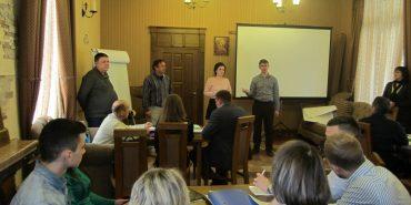 АЕРК організувала тренінг для активістів територіальних громад на Коломийщині