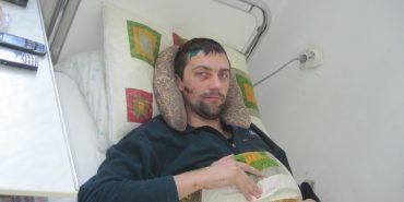 Потерпілим у ДТП в Коломиї, після якої водій-винуватець втік, став учасник АТО