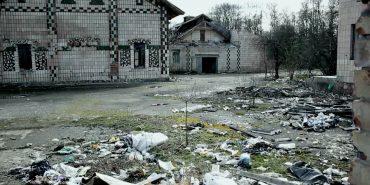 Примари фабрик та заводів: опублікували відео напівзруйнованих промислових об'єктів Коломиї