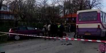 Прокуратура розпочала розслідування за фактом жахливої ДТП на Коломийщині