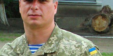Сила волі залізо гне: історія начальника оперативного відділу штабу 10-ї бригади Анатолія Жаркова