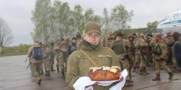 Бійці 10 гірсько-штурмової бригади повернулися зі Сходу. ФОТО