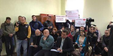 Коломийський міськрайонний суд прокоментував звинувачення на адресу суддів П'ятковського та Потятинника